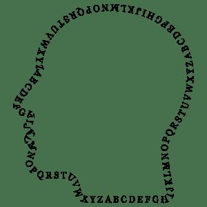 Alphabet Head